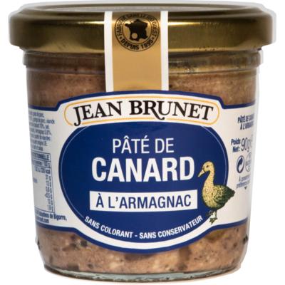 Duck Pâté with Armagnac 90g