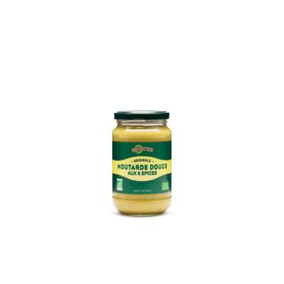 Bioster Six Spice Mustard 350 gr