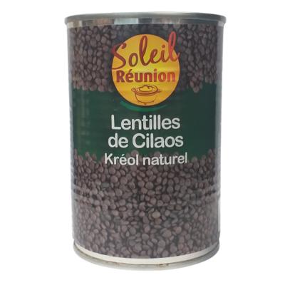 Lentils from Ciloas Réunion Island