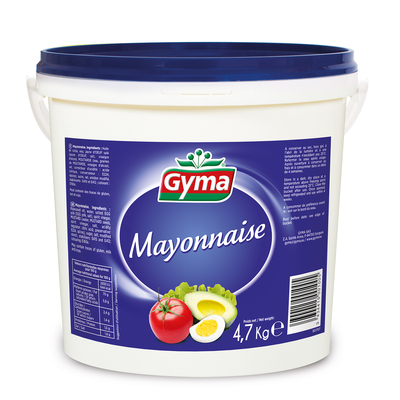 GYMA Mayonaise 4,7kg bucket