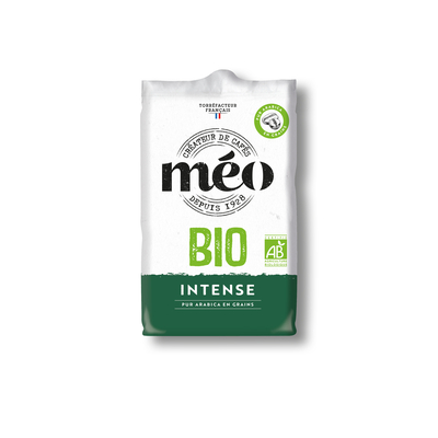 INTENSE ORGANIC 500G Beans Coffee