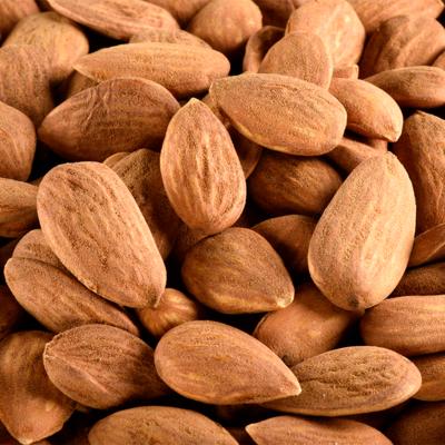 Organic almonds in BULK