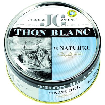 White Tuna In Brine