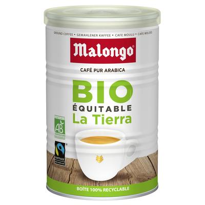 La Tierra - Commerce Equitable & Bio / Fair Trade & Organic 250gr