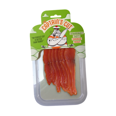 The Captain's Cut - Smoked Trout