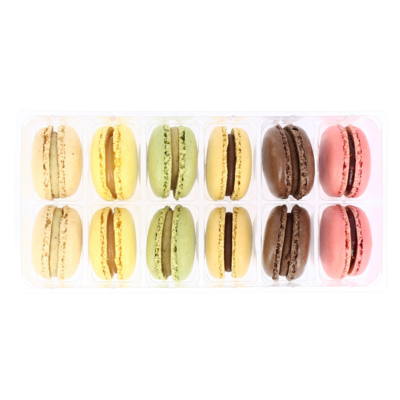 French Macarons Classic Mix