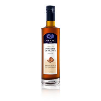 Hazelnut oil from France 100% virgin - 25 cl