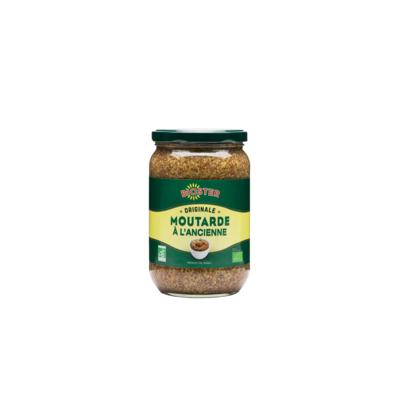 Bioster Old-Fashioned Mustard 350gr