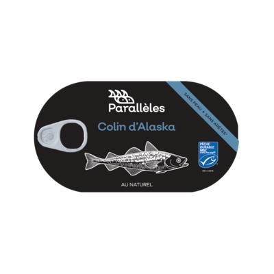 MSC Alaska Pollock in brine