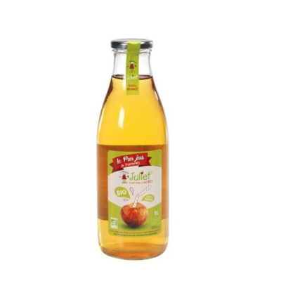 Organic apple Juice of Juliet