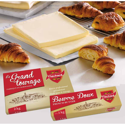 Butter for pastries
