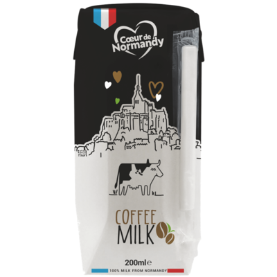 UHT COFFEE MILK - 200ml