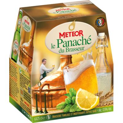 Meteor Panaché du Brasseur