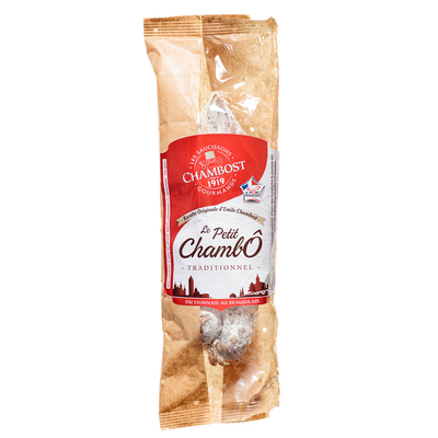 Dry Traditionnal Salami Nature 250g