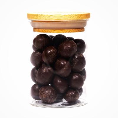 Chocolate coated nougatines