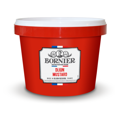 BORNIER French Authentic Dijon mustard 5kg