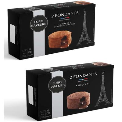 CHOCOLATE FONDANT EURO SAVEURS