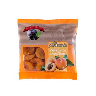 Soft Apricots pillow bag