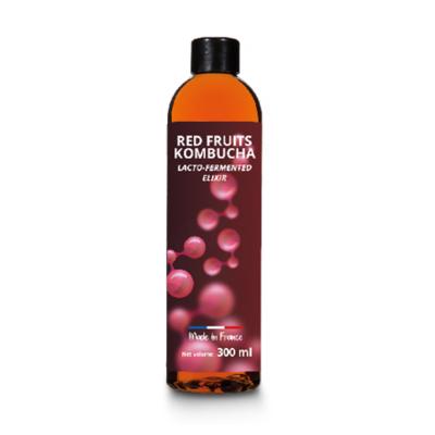 Red Fruits Kombucha