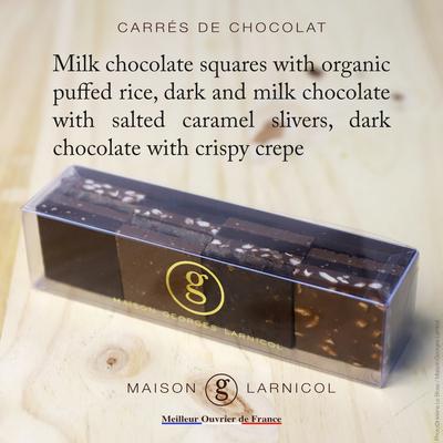 Chocolates gift box 230 gr