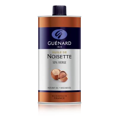 Hazelnut oil 50% virgin - 50cl