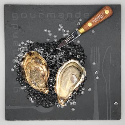 Huîtres fines de claires n°3