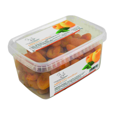 Soft Dried Apricots