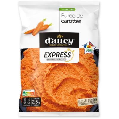 Daucy Carrot Puree