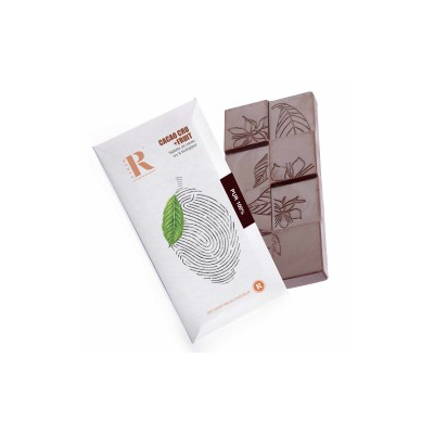 TABLETTE 100% (45GR) - CACAO +
