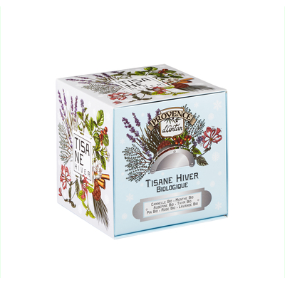 PROVENCE D'ANTAN WINTER ORGANIC HERBAL TEA