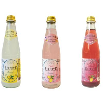 EFFERVÉ French Sparkling Lemonade - LEMON 330ml