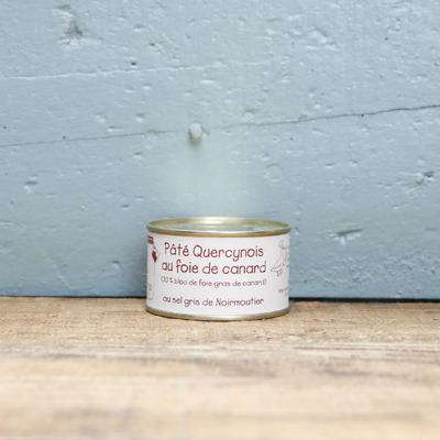 Pâté quercynois ( 30% foie gras de canard)