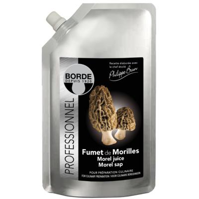 Morels juice - Professional range