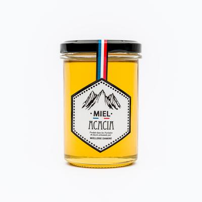 Acacia Honey from Béarn - 250gr