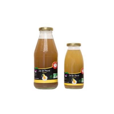 Turnip juice with pear