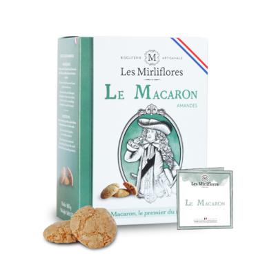 Macaroons - crunchy almonds biscuit 160g