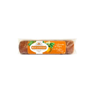 Roll of 6 Nonnettes (french cake) filled wtih orange jam
