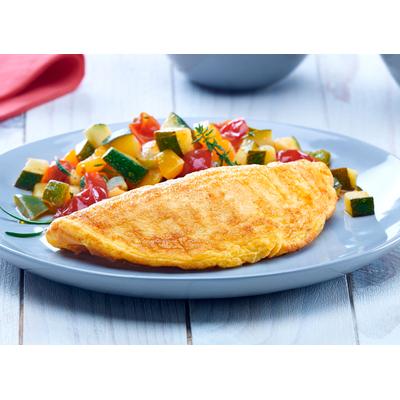 Half-Moon Omelette | Cocotine