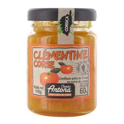 Extra jam from Corsica Clementine
