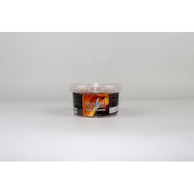 Caramel Shards / Salt butter caramel shards