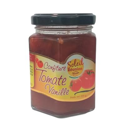Tomato vanilla jam From Reunion Island