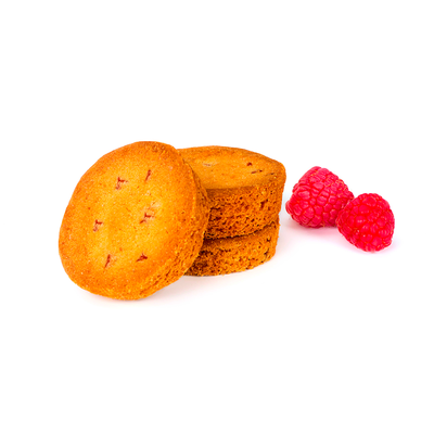 Palet with raspberry chip