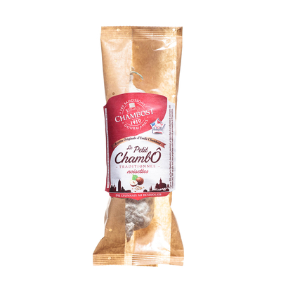 Traditionnal Dry Salami with nuts 220g