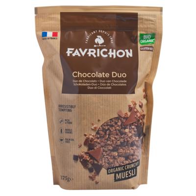 Chocolate Duo Muesli (gluten free)