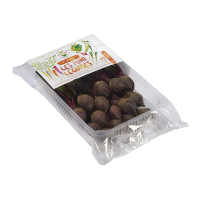 MINI BEETS REDS TRAY 400GR PICVERT