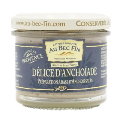 Anchovy paste/délice d'anchoïade