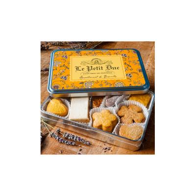 Fine biscuits assortment