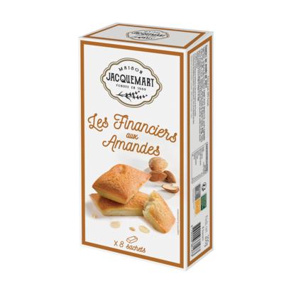 Soft almond cake