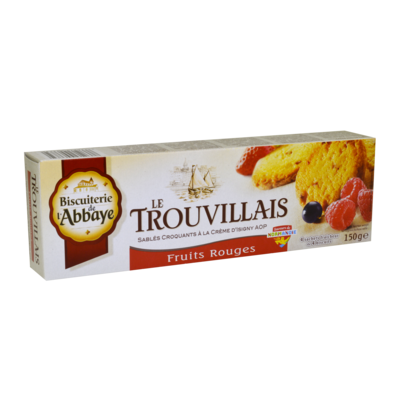 Trouvillais Mixed Berries - 150g