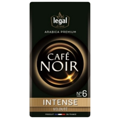Cafe Noir Intense 250g grounded coffee pack